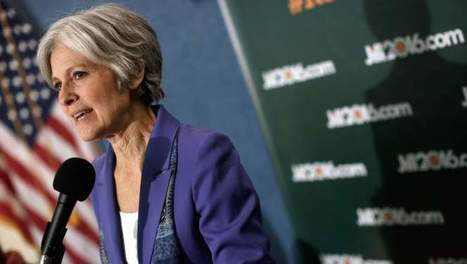 Here Is Why Jill Stein Is No Bernie Sanders   Mahilena's Debunking Conservatism and Libertarianism   Scoop.it