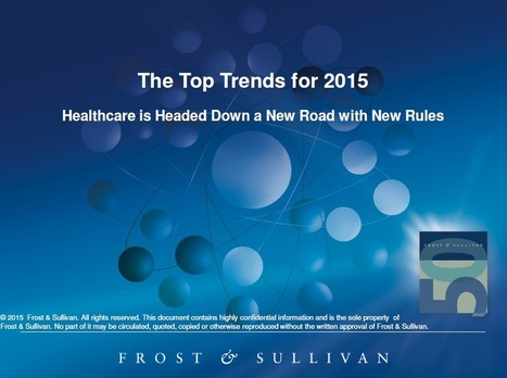 The Top Trends for 2015 | Health Care Business | Scoop.it