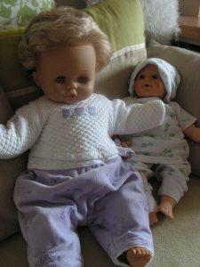 Habiller les poupées de votre petite fille... | Jouets enfant | Scoop.it
