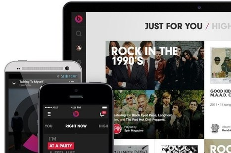 This is how Beats Music looks and here's what it will cost | Music | Scoop.it