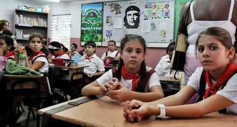 La Unesco asegura que la educación cubana es ejemplo para el mundo | Educación - Pedagogía | Scoop.it