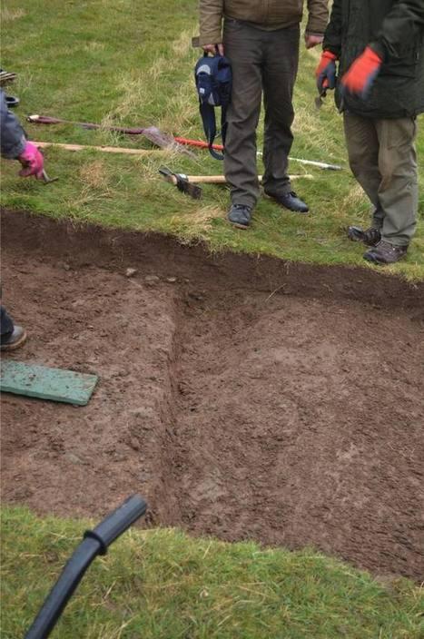 Site Report, Norham Castle, 6-7th April 2013   Scottish Archaeology & History   Scoop.it