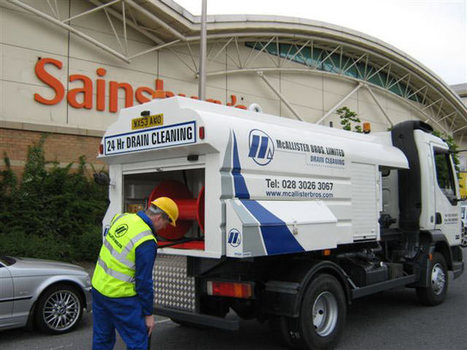 Get Effective Drain Cleaning Derry From mcallisterbros.com | McAllister Bros Ltd Updates | Scoop.it