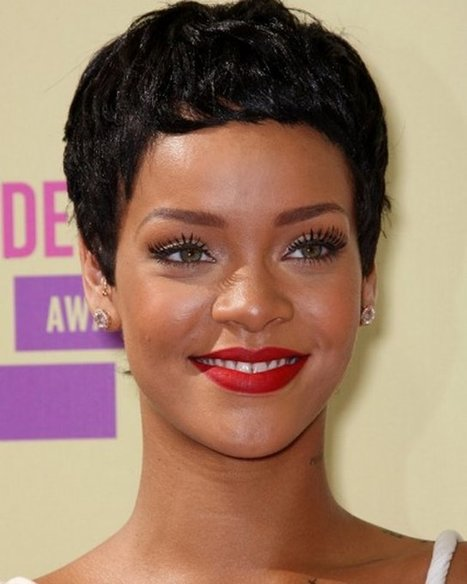 Best Short Hairstyles for Black Women 2013 | Short Haircuts Styles | Easy Waves on styling you can see and feel | Scoop.it