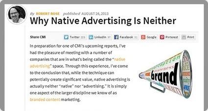 「ネイティブ広告」は、本当に「ネイティブ」な「広告」であるべきなのだろうか? | CONTENT MARKETING LAB(コンテンツマーケティングラボ) | Future of Advertising | Scoop.it