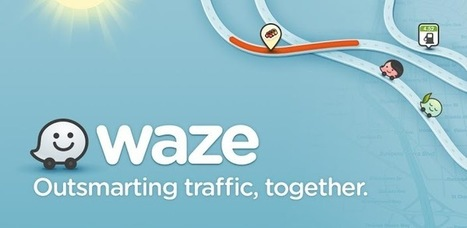 Waze Social GPS Maps & Traffic - Android Apps on Google Play   Ssangyong-Ireland   Scoop.it