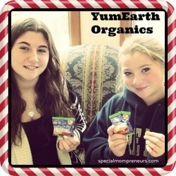 Review for YumEarth Organic Lollipops and Fruit Snacks | Special Needs Parenting | Scoop.it