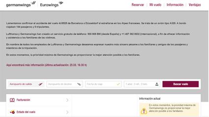 Accidente de Germanwings: análisis de la crisis de Comunicación ¿Qué hicieron Burson y Actitud? | COMUNICACIONES DIGITALES | Scoop.it