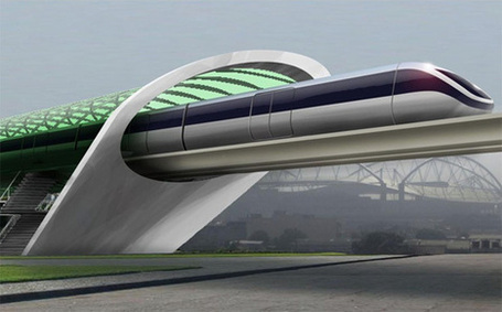 'Hyperloop' Elon Musk's radical, speedy transportation system \ DVICE | 21st Century Craft & Pride | Scoop.it