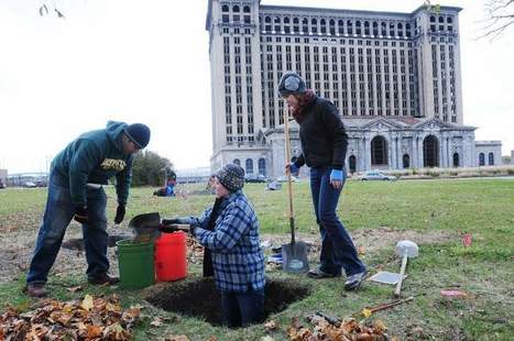 In search of Detroit's lost neighborhood | Archaeology News | Scoop.it