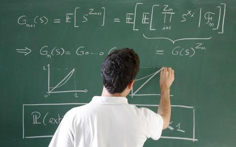 Une formule mathématique pour trouver le job idéal - Bilan | Panorama des Mathématiques Actuelles | Scoop.it