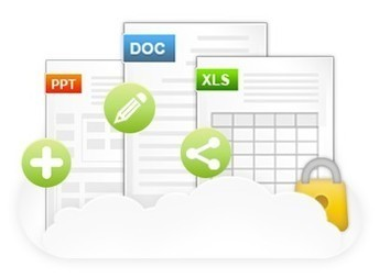 6 Herramientas para elaborar documentos en línea | El rincón de mferna | Scoop.it