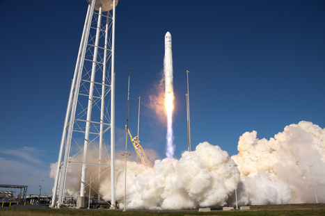 NASA: Orbital Sciences Targeting September Launch To Station | Art(e) + Sciences | Scoop.it