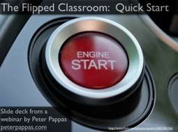 The Flipped Classroom: Getting Started » Copy / Paste | learning21andbeyond | Scoop.it