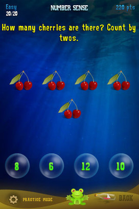 App Store - Splash Math - 2nd grade worksheets of Numbers, Addition, Subtraction, Time & 9 other chapters [Free] | TeachingGrade2 | Scoop.it