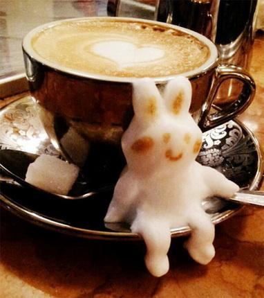 3D Coffee Art | Art | Scoop.it