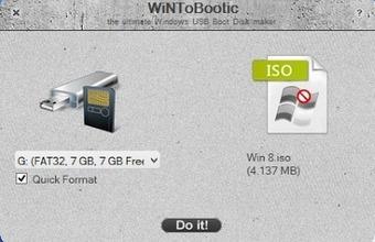 WiNToBootic : Εγκαταστήστε τα Windows 8 από USB Flash - Τα καλύτερα δωρεάν προγράμματα | Δωρεάν προγράμματα, Τεχνολογία | Scoop.it