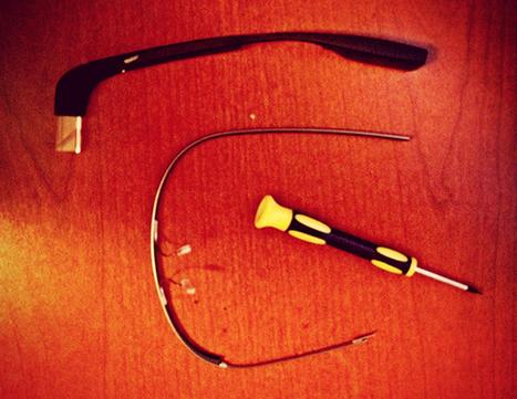 Google Glass: Slightly Cooler Edition | Sean Percival's Blog | Innovative Technology | Scoop.it
