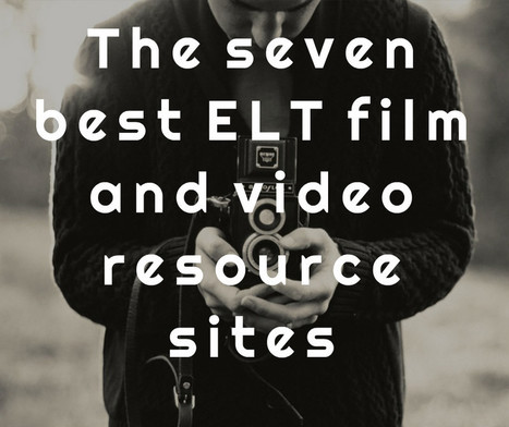 The Seven Best Film and Video Resource Sites | English Language Teaching | Scoop.it