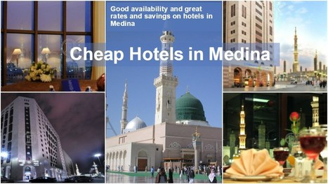 Cheap Hotels in Madinah | Medina Cheap Hotels - Holdinn | Saudi Arabia Hotels and Apartments | Scoop.it