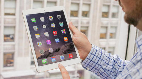 Have iPad Air 2, will travel (with a few caveats) - TechRepublic | iPads in early childhood Education | Scoop.it