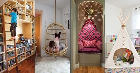 10 DIY Reading Nook Ideas For Every Pocket | Coupons | Scoop.it