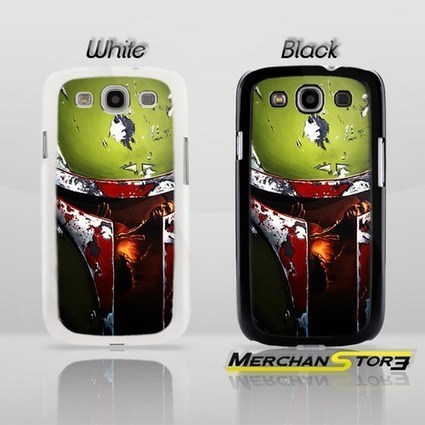 Star Wars Boba Fett Helmet Samsung Galaxy S3 Case | Samsung Galaxy S3 Case | Scoop.it