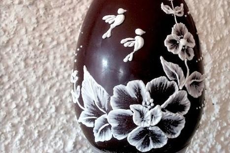 Decorare le uova di Pasqua. Corso di Royal icing al Melville - PiacenzaSera.it | Decorazioni dolci | Scoop.it