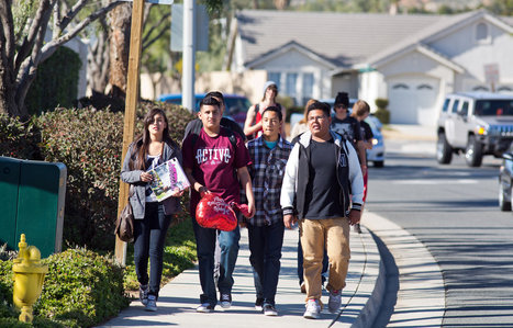 California Eases Its Tone as Latinos Make Gains | Community Village Daily | Scoop.it
