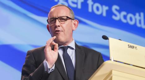 Stewart Hosie's independence role questioned following love triangle revelation   My Scotland   Scoop.it