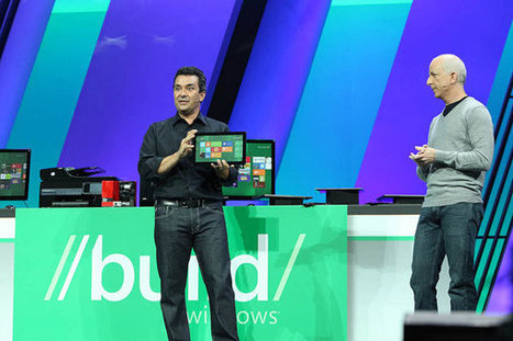 Why Desktop Apps Would Be Bad News for Windows 8 Tablets | Windows 8 Debuts 2012 | Scoop.it