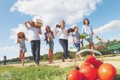 Promenades dans les fermes cueillettes | La-Croix.com | Tout le web | Scoop.it