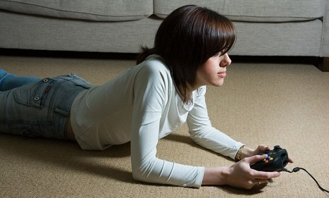 Violent video games 'make teenagers more aggressive towards other people' (and girls are affected as much as boys) | The Negative Effects of Violent Video Games on Adolescents | Scoop.it