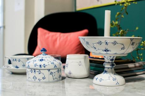 Visiting Royal Copenhagen · Happy Interior Blog | Interior Design & Decoration | Scoop.it