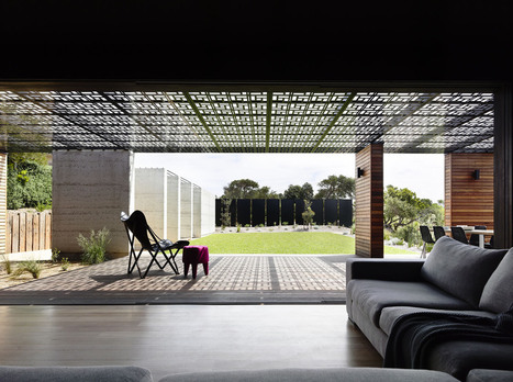 Wolveridge Architects — Eltham South, Blairgowrie | Beach House Architect | architecture | Scoop.it