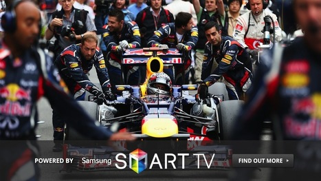 A Brief History Of Speed: The Tech Evolution Of Formula One | History Scoop 1 | Scoop.it