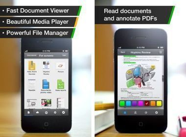 Documents by Readdle débarque sur iPhone | système d'exploitation des mobiles | Scoop.it