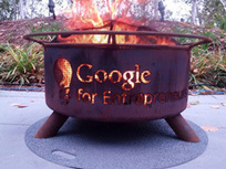 Google Fire Pit - Really | Fire pits | Scoop.it