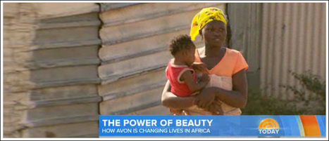 TODAY: Avon Opportunity Transforming Lives in Africa — Direct Selling News   #AvonMakeUp   Scoop.it