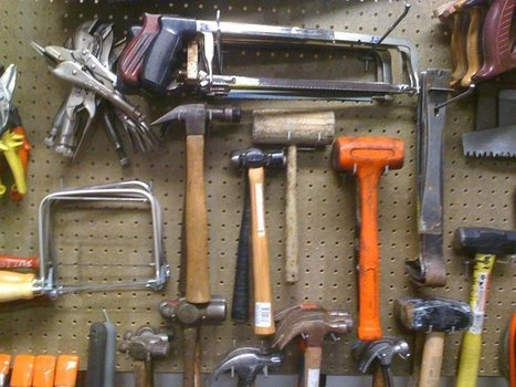 How to Start a Tool Lending Library | Makerspaces | Scoop.it