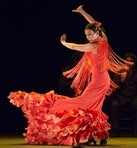 Spectacle de danse flamenco « Raíz y Pureza » de la jeune ... | FLAMENCO | Scoop.it