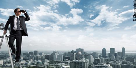 Kundenberatung in einer Bankfiliale im Jahr 2035 | Customer Service: Aussen fächern-innen bündeln | Scoop.it