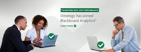Blackboard launches learning analytics pilot | Alison Pendergast | Scoop.it