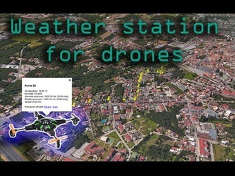 Weather Station for Drones | Heron | Scoop.it