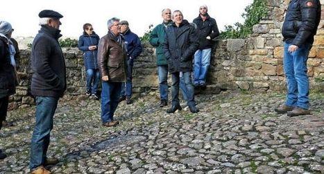 La route des oppida du Lot  se construit pas à pas   Vallée du Lot et du Vignoble   Scoop.it