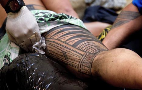 Le tatouage à la reconquête des archipels du Pacifique sud   Razorback Tattoo   Scoop.it