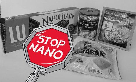 Pétition - Stop aux nanoparticules dans les produits de consommation !   Réglementation alimentaire   Scoop.it