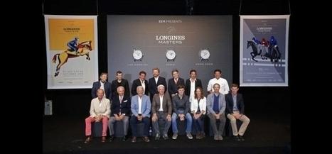 Les Longines Masters à cheval sur trois continents | Cheval et sport | Scoop.it