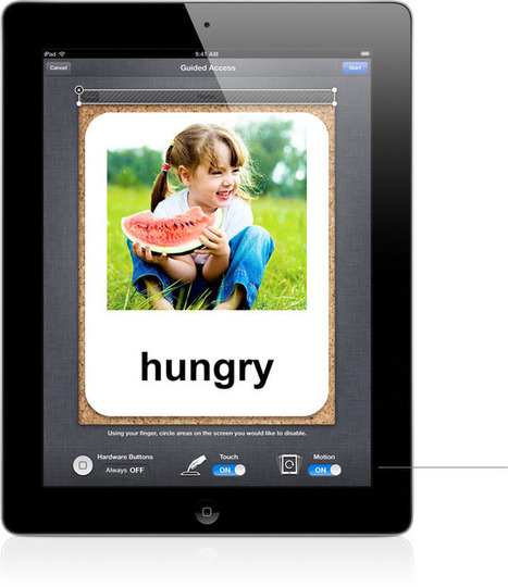 Blog: iOS6 and special needs students | ipadsineducation | Scoop.it