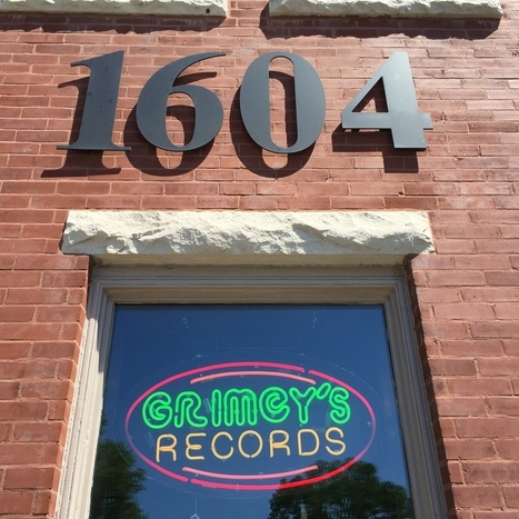 Grimey's in Nashville, Tennessee | Heart is a Lock, Music is the Key | Scoop.it
